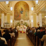 Easter Sunday Celebrated at Holy Rosary Church