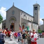 Messaggio di saluto del Presidente Giorgio Napolitano per il Centenario della Chiesa del Santo Rosario a Washington DC