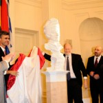 Bust of Amerigo Vespucci Unveiled at Organization of American States
