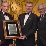 Lido Civic Club Honors Tony Cancelosi and Italian Minister Cristiano Maggipinto
