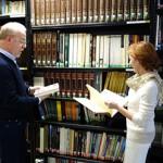Casa Italiana Library Opens to Public