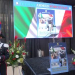 Italy's Armed Forces Day Commemorated in Washington, DC