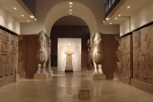 Baghdad museum