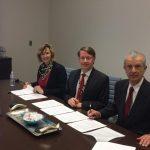 Rinnovato il protocollo d'intesa per l'insegnamento dell'italiano nel Montgomery County