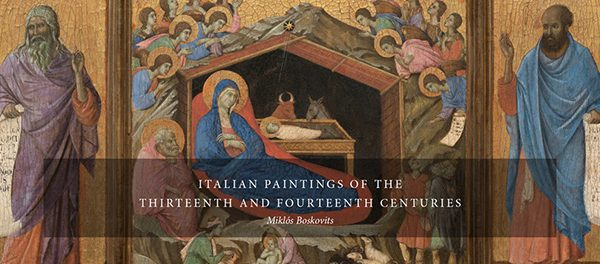 Italian Paintings of the Thirteenth and Fourteenth Centuries at the National Gallery of Art