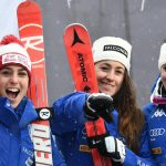 Goggia leads Italian sweep at World Cup downhill; Vonn 27th – ABC News