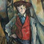 Major Exhibition of Paul Cézanne's Portraits at the National Gallery of Art, March 25 through July 1, 2018