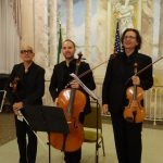 Trio Dante's Performance at Casa Italiana