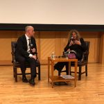 Georgetown College's Dean Chris Celenza Discusses the Liberal Arts with Eni's Emma Marcegaglia