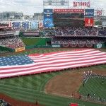 This is America: Nationals' Opening Day