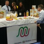 At Summer Fancy Food Show Italian Luxury Foods Importer Mamma Wanda Gets Attention