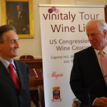 Top Italian Wine Producers Showcase Wines on Capitol Hill
