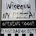 Italian stereotyping:  Wiseguy NY Pizza coming to Washington, DC!