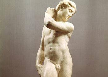 Michelangelo's David-Apollo