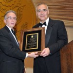"Alfred ""Al"" Grasso, president and CEO MITRE Corporation honored as 2013 Man of the Year"