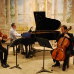 Trio Addendum Shines in Washington D.C. Casa Italiana Cultural Center