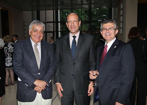 Tom Mauro, Michele Pala, Francesco Isgro
