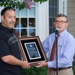 Lido Civic Club Honors Detective Mario Mastrangelo