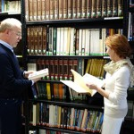 Casa Italiana Library Opens to Public