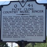 Late Country Singer Patsy Cline's Home in Winchester, Virginia