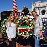 2016 Washington, D.C. Columbus Day Ceremonies celebrate Centennial of National Columbus Memorial at Union Station