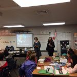Teaching of Italian at Mantua Elementary School in Fairfax County