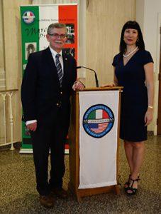 Francesco Isgro, Esq., Judge Romina Incutti