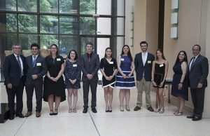 2018 Lido Scholarship winners