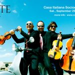 Trio Dante to Perform at Casa Italiana on Sept 29