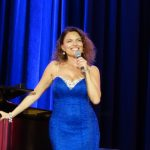Jazz Singer Roberta Gambarini delights audience at the Embassy of Italy